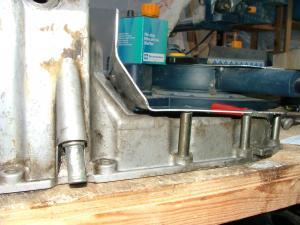 La Crépine Dhuile Des Moteurs Turbo 9 5 Et 9 3 Important