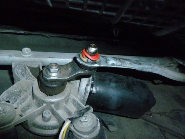 SAAB 9-3 93 1998-2002 Essuie-glace Moteur Lien Clip de réparation